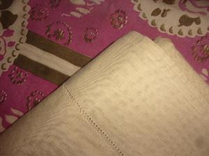 drap ancien metis etat neuf. Black Bedroom Furniture Sets. Home Design Ideas